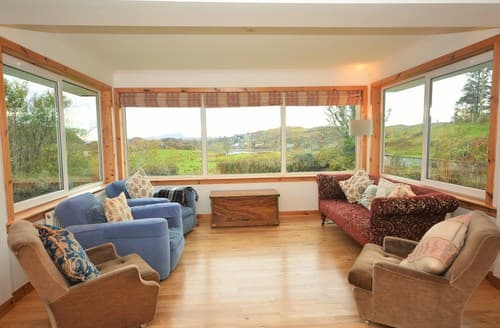 Last Minute Cottages - Excellent Oban House S70619