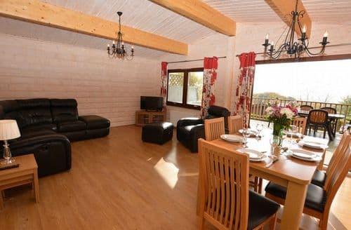 Big Cottages - Luxury Rhayader Log Cabin S43531