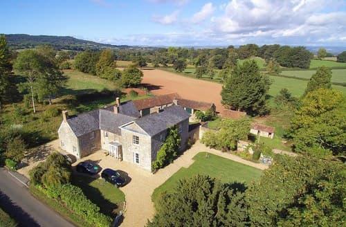 Last Minute Cottages - Splendid Taunton House S104279