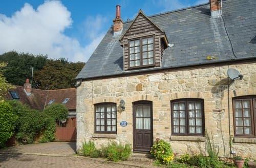 Last Minute Cottages - Superb Shanklin Cottage S101430