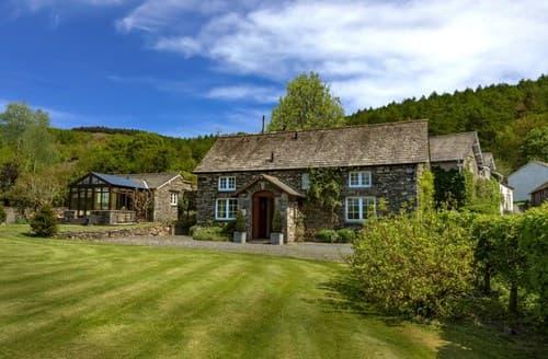 Last Minute Cottages - Stunning Nibthwaite Cottage S94585