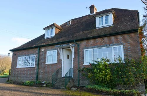 Big Cottages - Wonderful Uckfield Cottage S72487
