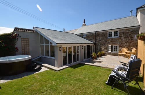 Last Minute Cottages - Superb Umberleigh Barn S37205