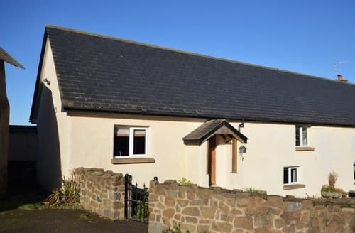 Last Minute Cottages - Stunning Exeter Cottage S7760