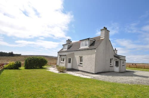 Big Cottages - Captivating Isle Of Lewis House S59443