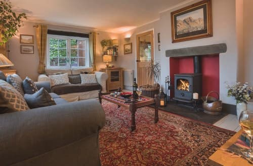 Last Minute Cottages - Adorable Coniston Cottage S94584