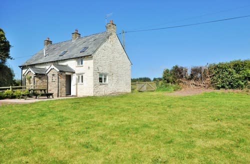 Last Minute Cottages - Tasteful Brecon Cottage S80323