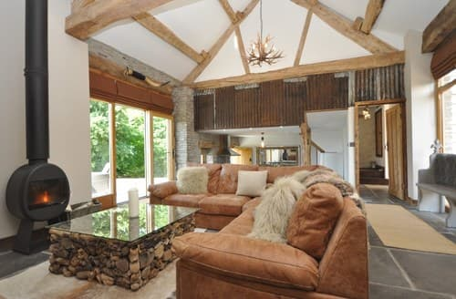 Last Minute Cottages - Tasteful Hereford Barn S120609