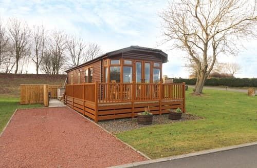 Last Minute Cottages - Charming Morpeth Log Cabin S98083