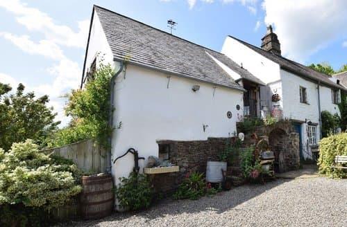 Last Minute Cottages - Lovely Bideford Barn S122522