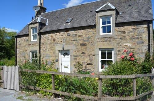 Last Minute Cottages - Delightful Aberfeldy Cottage S102901