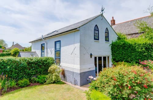 Last Minute Cottages - Stunning Brighstone Cottage S101458