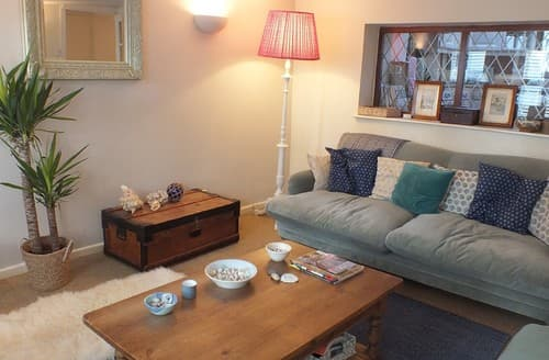 Last Minute Cottages - Wonderful Polruan Cottage S113768