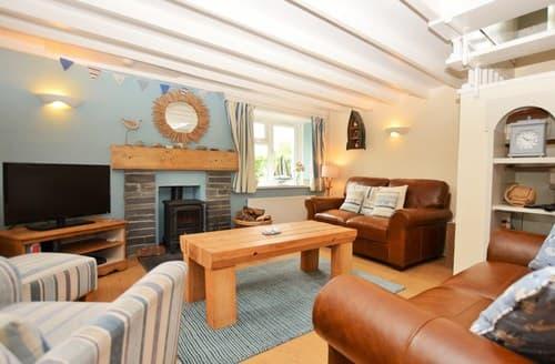 Last Minute Cottages - Delightful Cardigan Cottage S7168