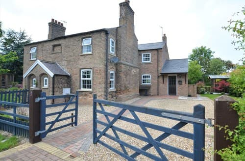 Last Minute Cottages - Beautiful Market Rasen Cottage S104386