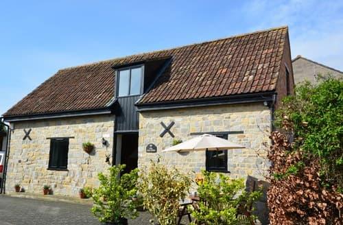 Last Minute Cottages - Superb Langport Barn S8657