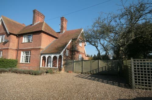 Last Minute Cottages - Splendid Langham Cottage S114588