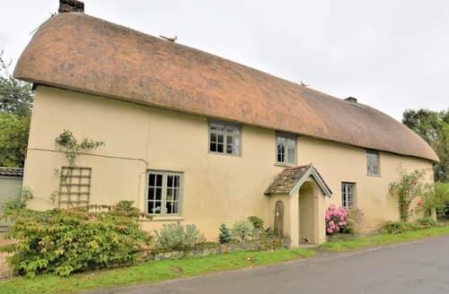 Last Minute Cottages - Charming Dorchester Cottage S81698