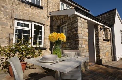 Last Minute Cottages - Quaint Barry Cottage S96872