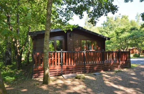 Last Minute Cottages - Captivating Bangor Log Cabin S87082