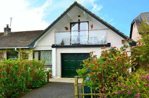 Last Minute Cottages - Beautiful St. Austell Wing S8328