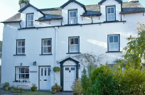Last Minute Cottages - Quaint Hawkshead Cottage S79667