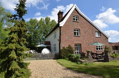 Big Cottages - Captivating Norwich House S45930