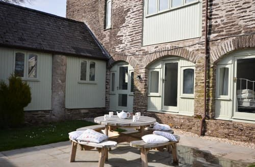 Last Minute Cottages - Adorable Taunton Apartment S46159