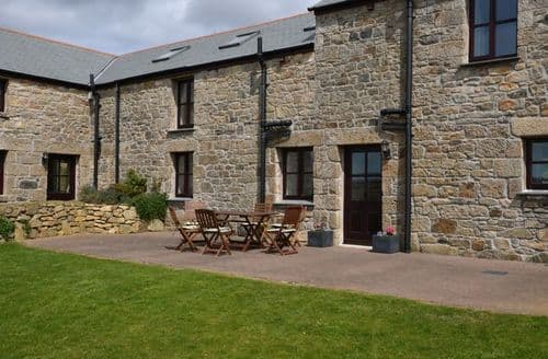 Last Minute Cottages - Superb Penzance Barn S37485