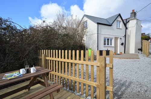 Last Minute Cottages - Delightful St. Austell Cottage S93474