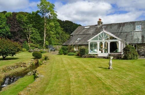 Last Minute Cottages - Adorable Finsthwaite Barn S94588