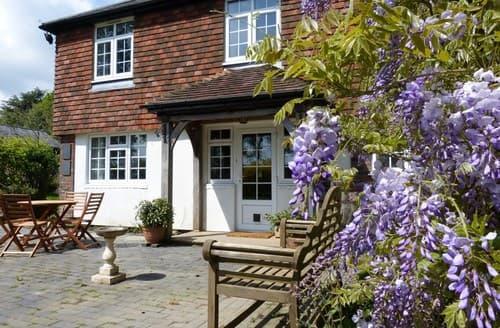 Last Minute Cottages - Superb Robertsbridge Cottage S90693