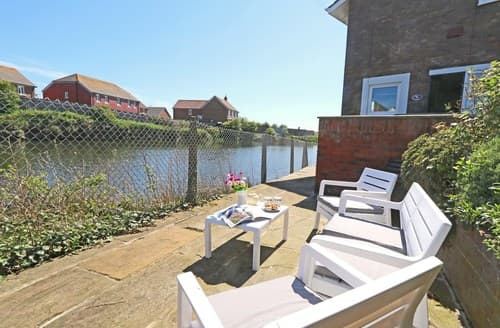 Last Minute Cottages - Exquisite Beadnell Apartment S97942