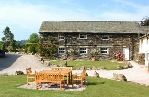 Last Minute Cottages - Splendid Hawkshead Barn S79648