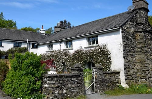 Dog Friendly Cottages - Exquisite Ambleside Cottage S79689