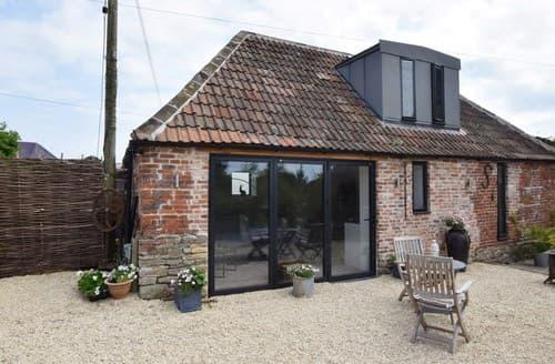 Last Minute Cottages - Excellent Trowbridge Barn S105155