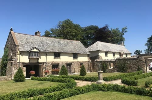 Last Minute Cottages - Splendid Winkleigh Apartment S96875