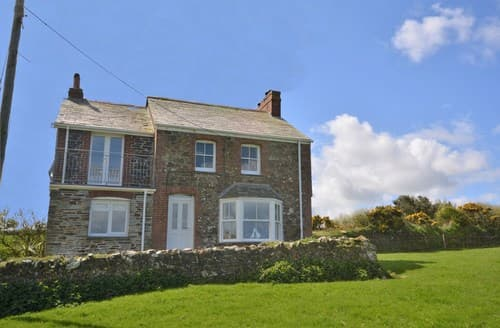 Last Minute Cottages - Luxury Port Isaac Cottage S8355