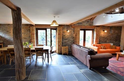 Last Minute Cottages - Splendid Launceston Barn S8098