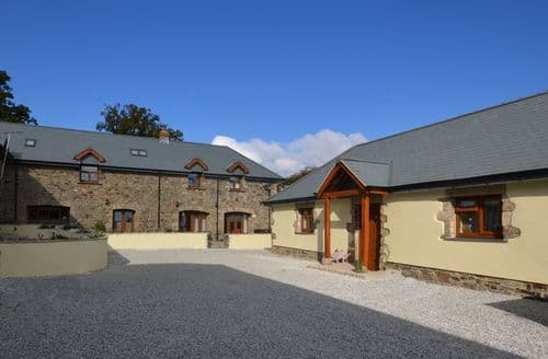 Last Minute Cottages - Attractive Okehampton Barn S42175