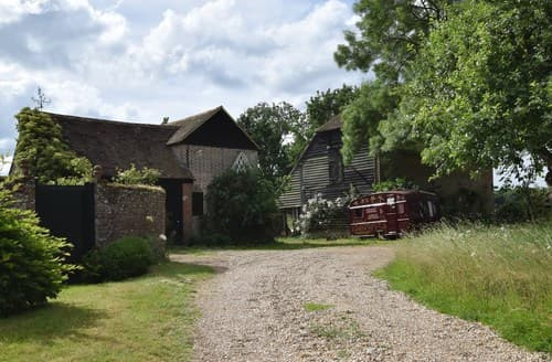 Last Minute Cottages - Inviting Tenterden Cottage S92810