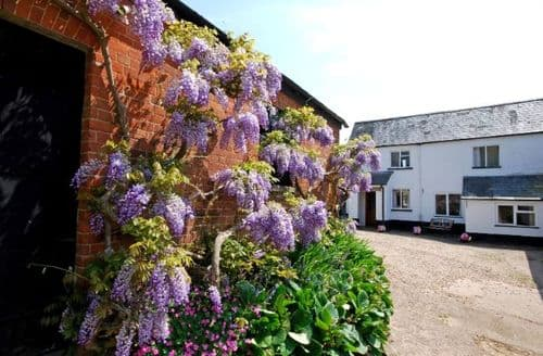Last Minute Cottages - Wonderful Sidmouth House S8782