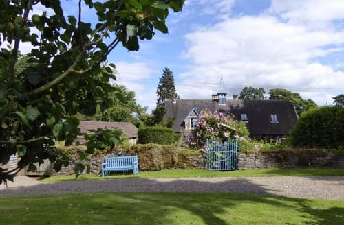 Last Minute Cottages - Delightful Clun Cottage S84385