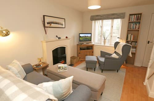 Last Minute Cottages - Delightful Alnwick House S97977