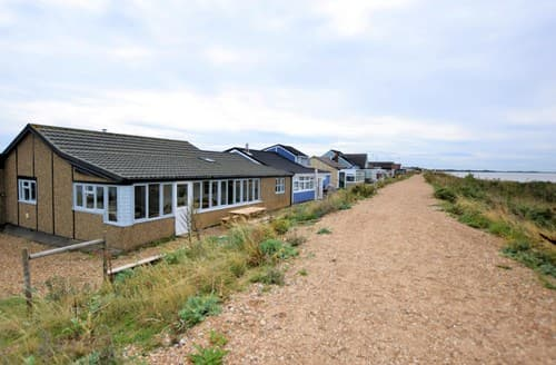 Last Minute Cottages - Inviting Snettisham Bungalow S114620