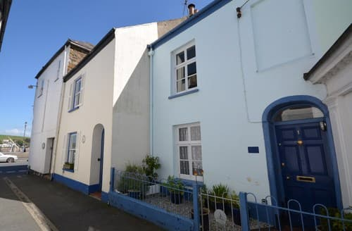 Last Minute Cottages - Charming Bideford Cottage S7875