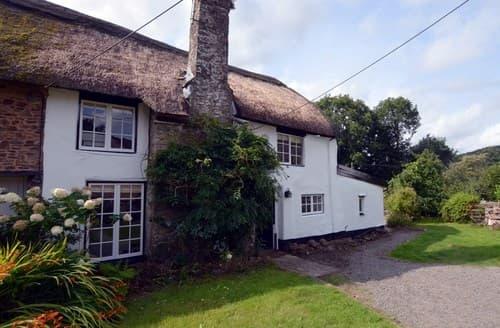 Last Minute Cottages - Cosy South Molton Cottage S122401