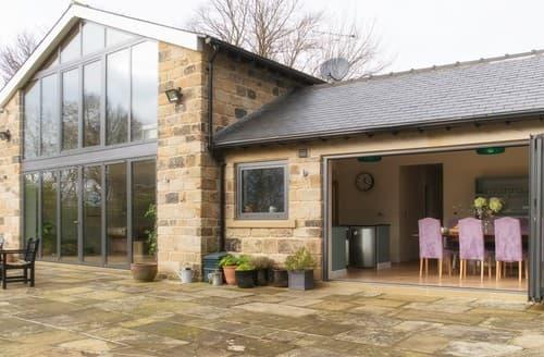 Big Cottages - Cosy Harrogate Barn S122166