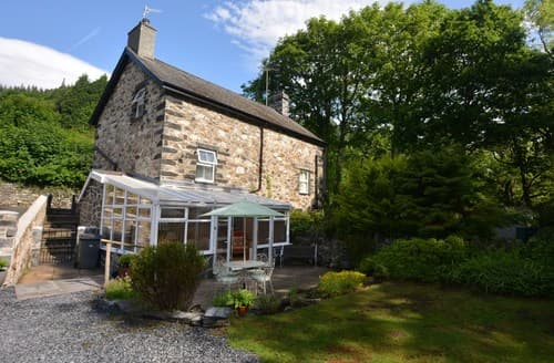 Last Minute Cottages - Tasteful Betws Y Coed House S82851
