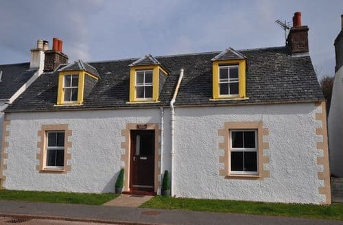 Big Cottages - Exquisite Strathcarron Cottage S7377